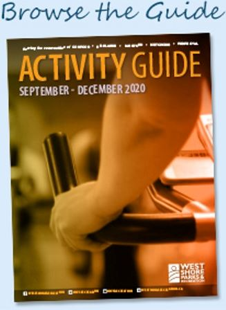 Browse activity guide for West Shore Parks and Recreation